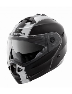 Caberg Duke Legend ( Black/White )